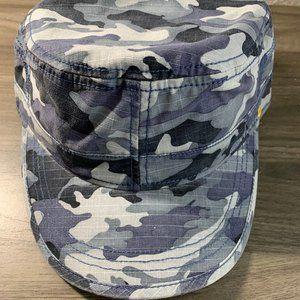 Carhartt Women's Gray El Paso Military Camo Hat